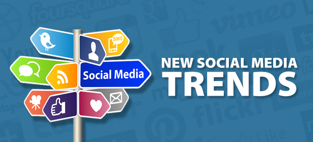 Social sharing trends of 2012